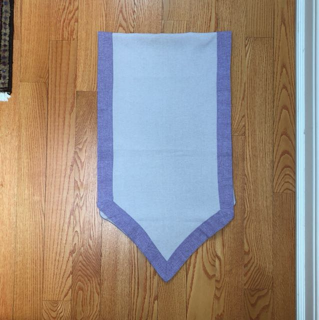 2 table runners