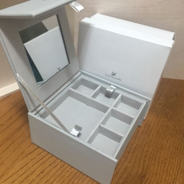施華洛世奇珠寶盒