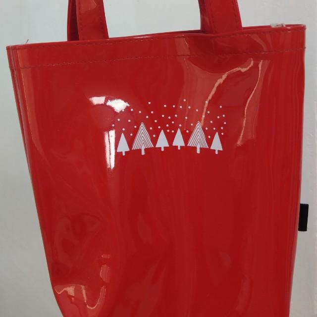 紅色小提袋