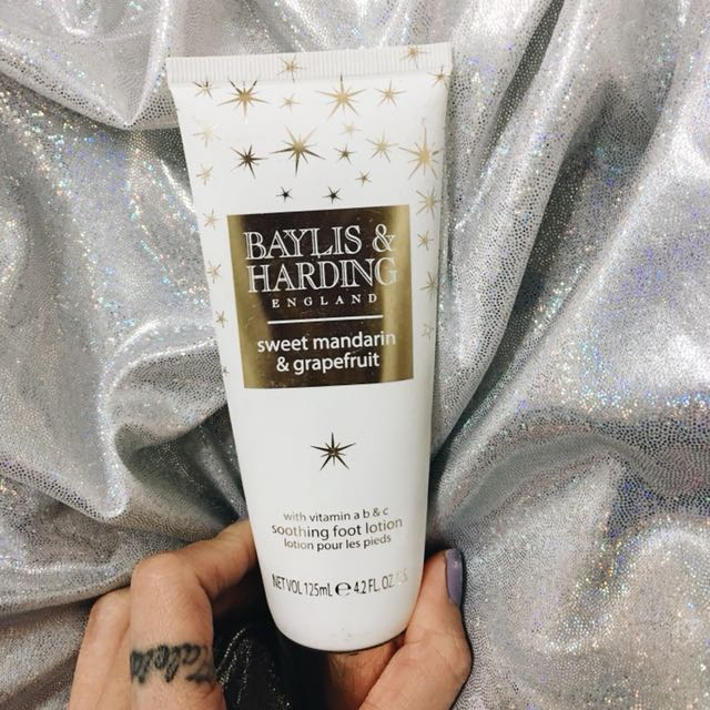 英國品牌 🇬🇧 Baylis & Harding 手足乳液 保養霜