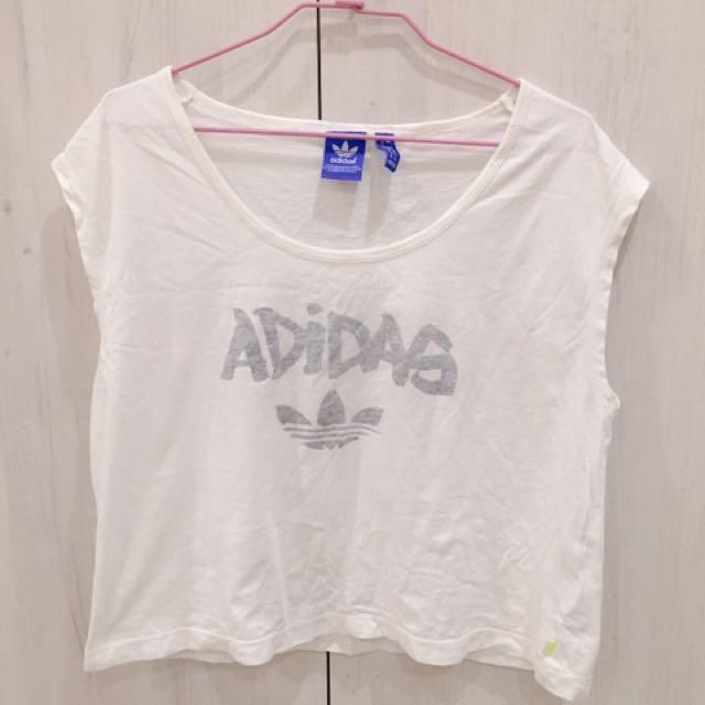 Adidas運動背心/罩衫