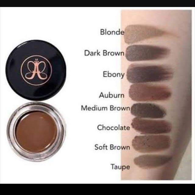 Anastasia Beverly Hills Brow Wiz And Pomades