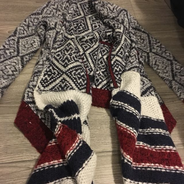 Anthropology wool sweater