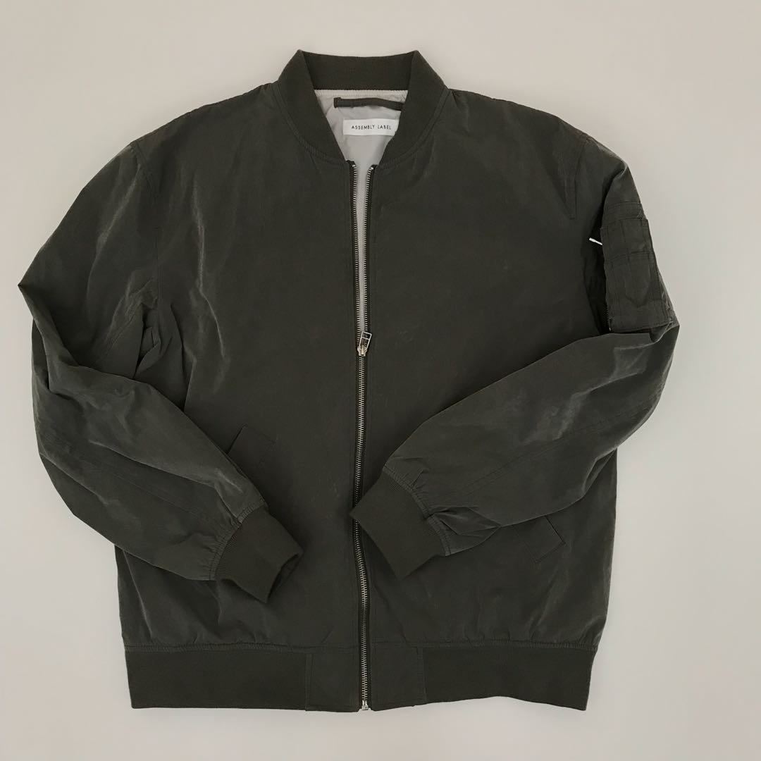 Assembly Label Bomber