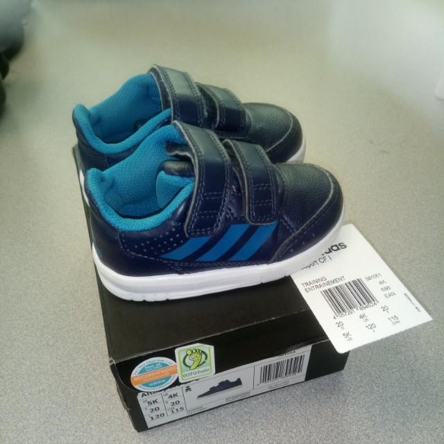 df4c135c4 Authentic Adidas AltaSport CF Shoe Sneakers Kids Infant Babies Eqt ...