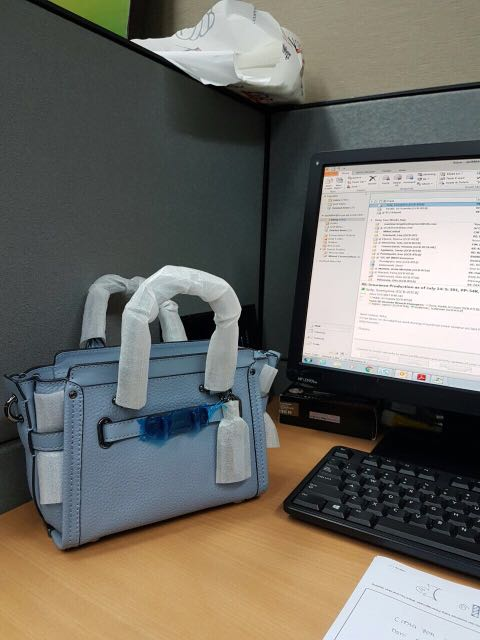 AUTHENTIC Coach Swagger 21 (NEW)