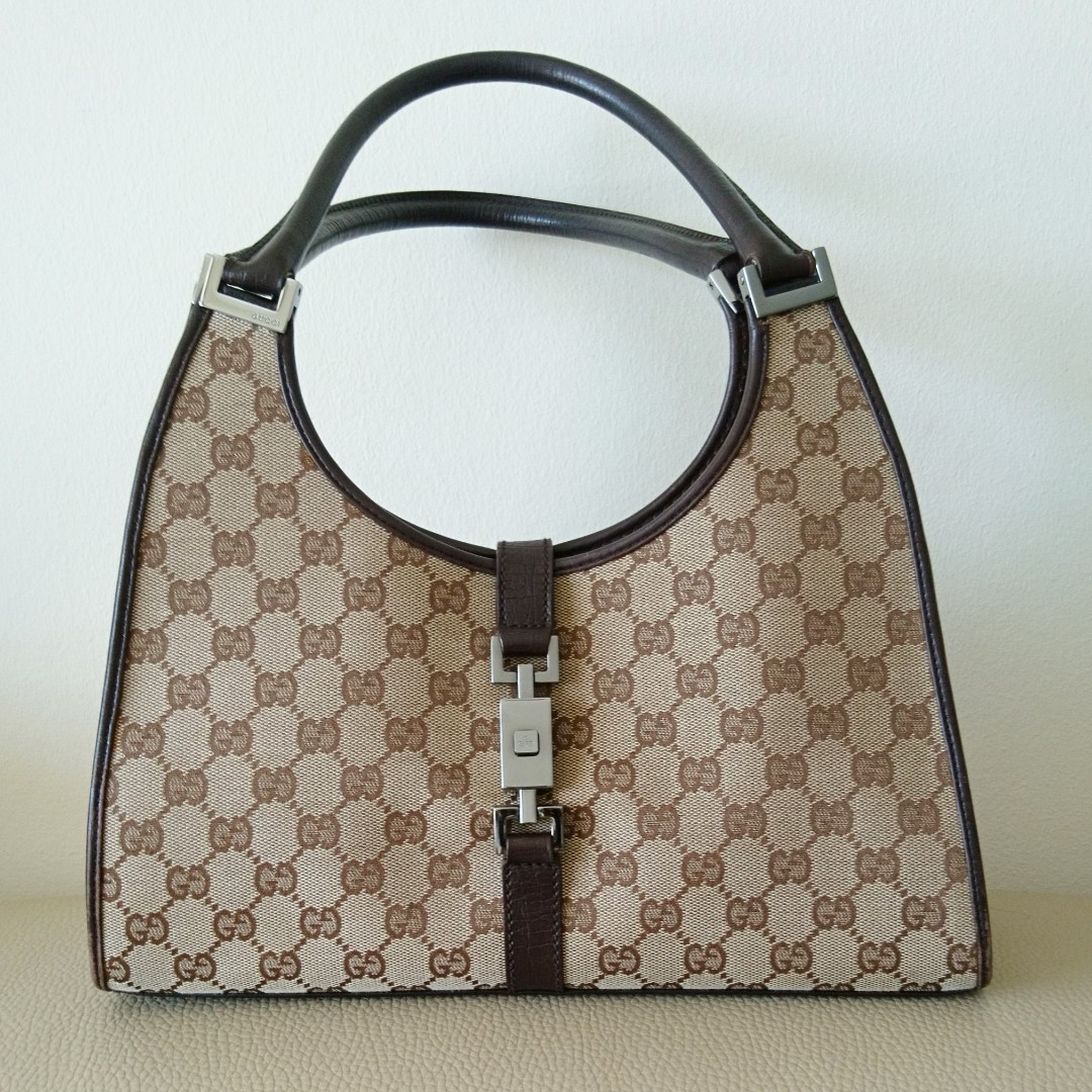 0460b0ae962d Authentic Gucci vintage Jackie O hobo bag, Women's Fashion, Bags ...