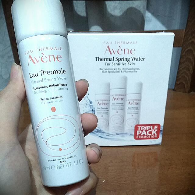 NEW❕Avene Thermal Spring Water 50 Ml (Travel Size)