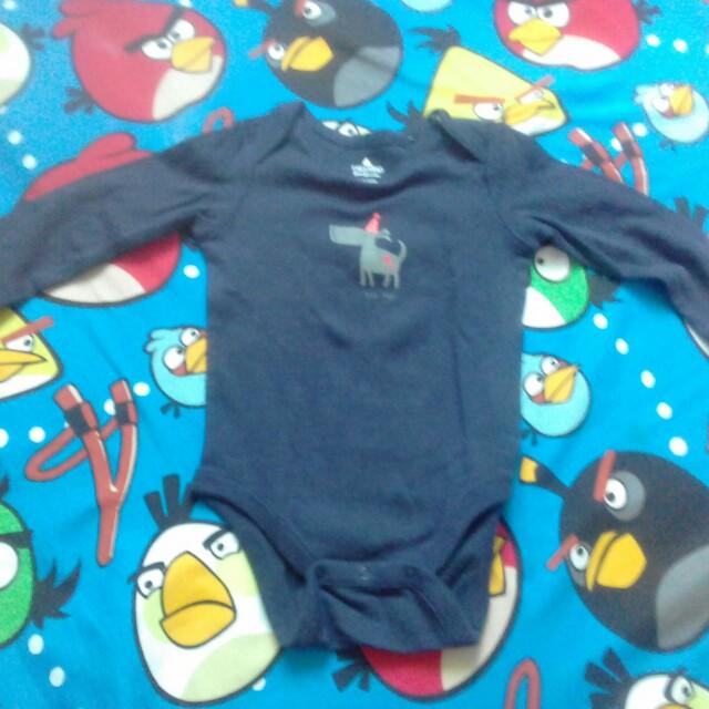 Baby Gap Long Sleeves Onesis