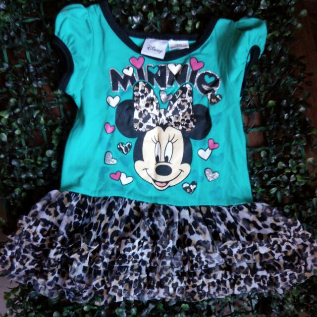 BABY MINNIE DRESS