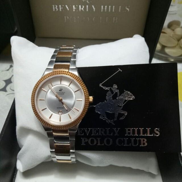 magasiner pour véritable très convoité gamme de faire les courses pour Beverly Hills Polo Club Watch #MidYearSale