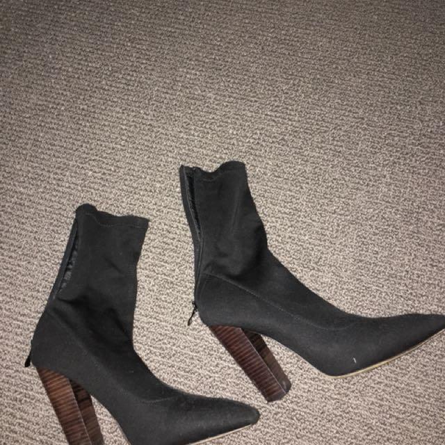 Billini sock heels