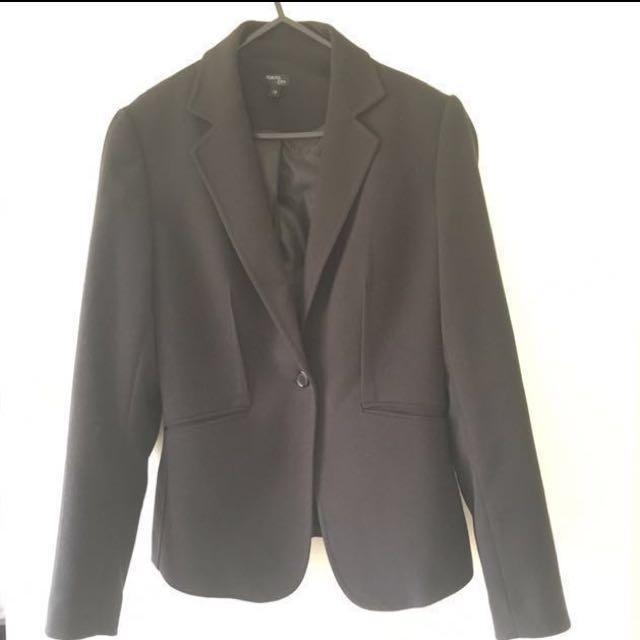 Black Blazer size 10