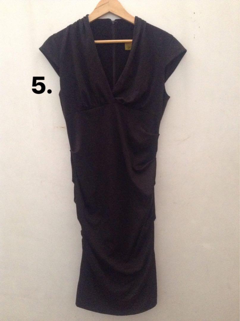 Black Dress branded