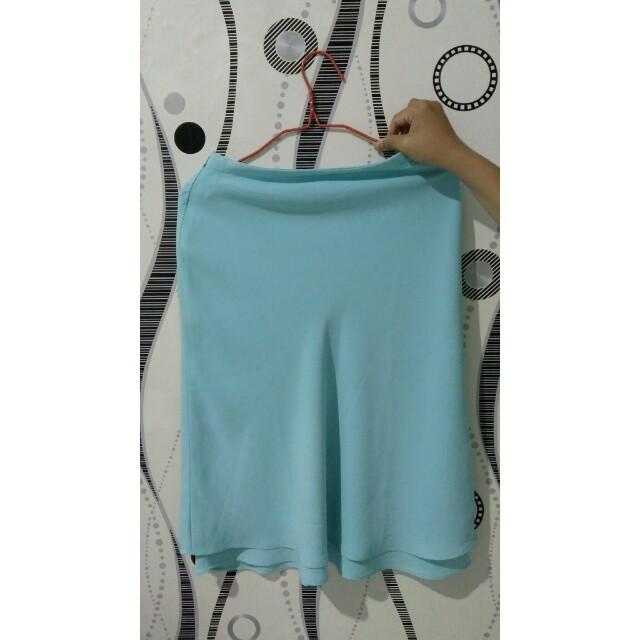 Blue ocean skirt