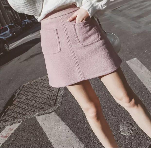 BNWT Pink skirt