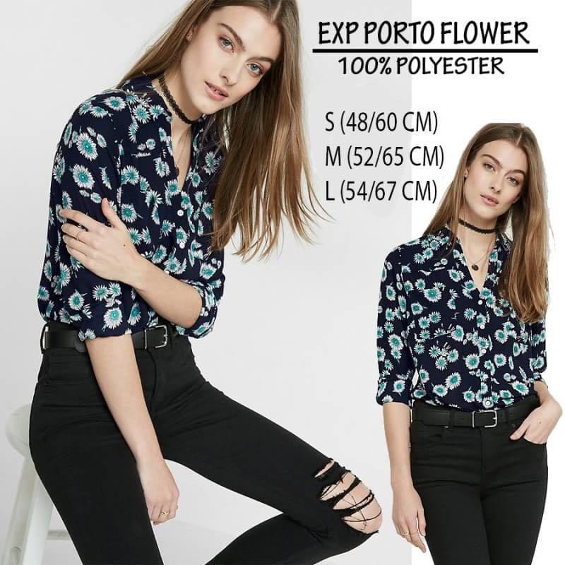 Branded Exp Porto Flower
