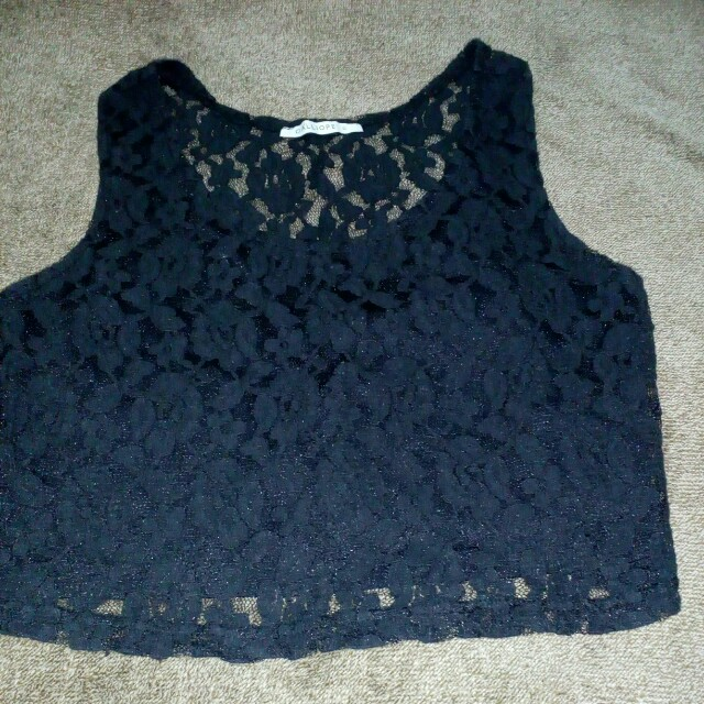 Calliope Crop Top