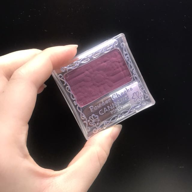 CANMAKE 巧麗腮紅組 928-PW38 (4.4g) 血色腮紅