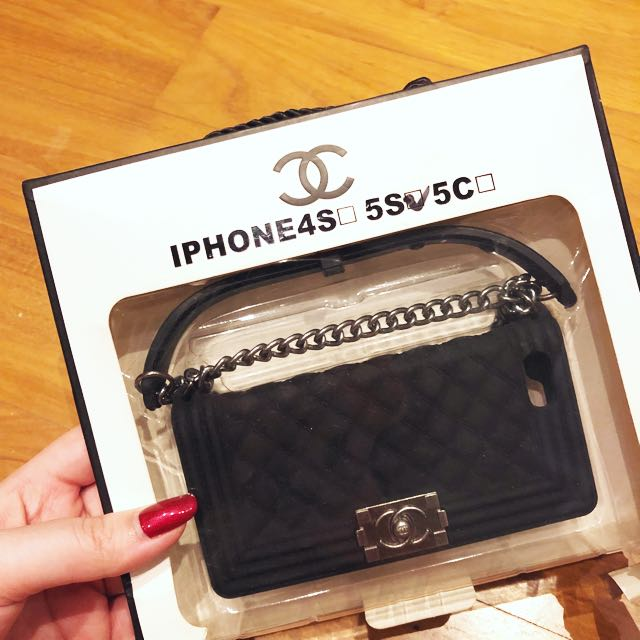CHANEL Case iphone 5s