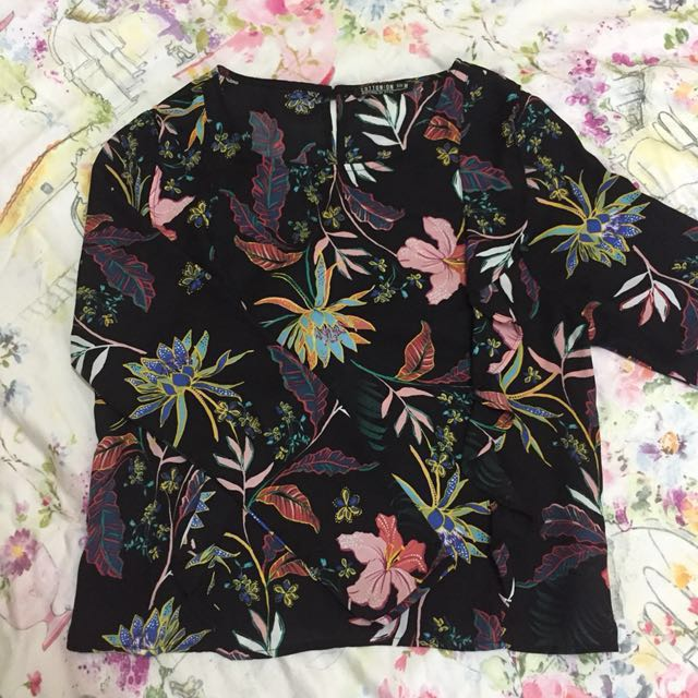Cotton On Frill Top