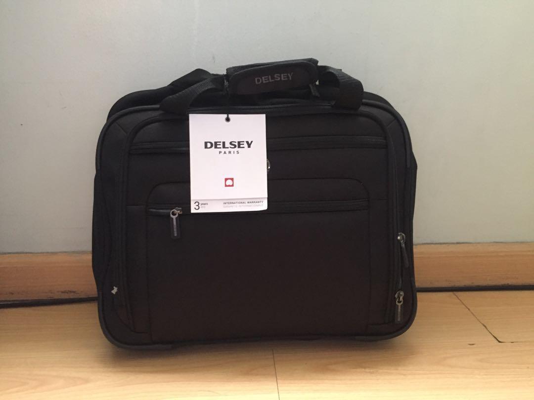 Delsey Luggage Bag