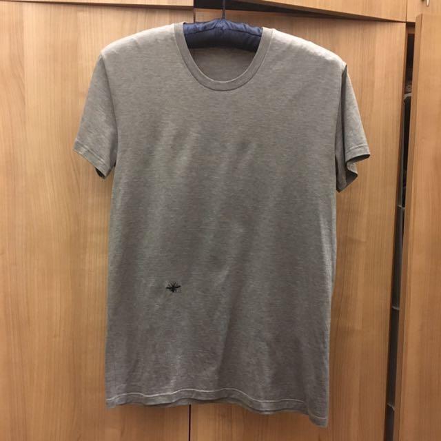 1267bd67dd4 Dior Homme Bee Tee   T-shirt (grey)