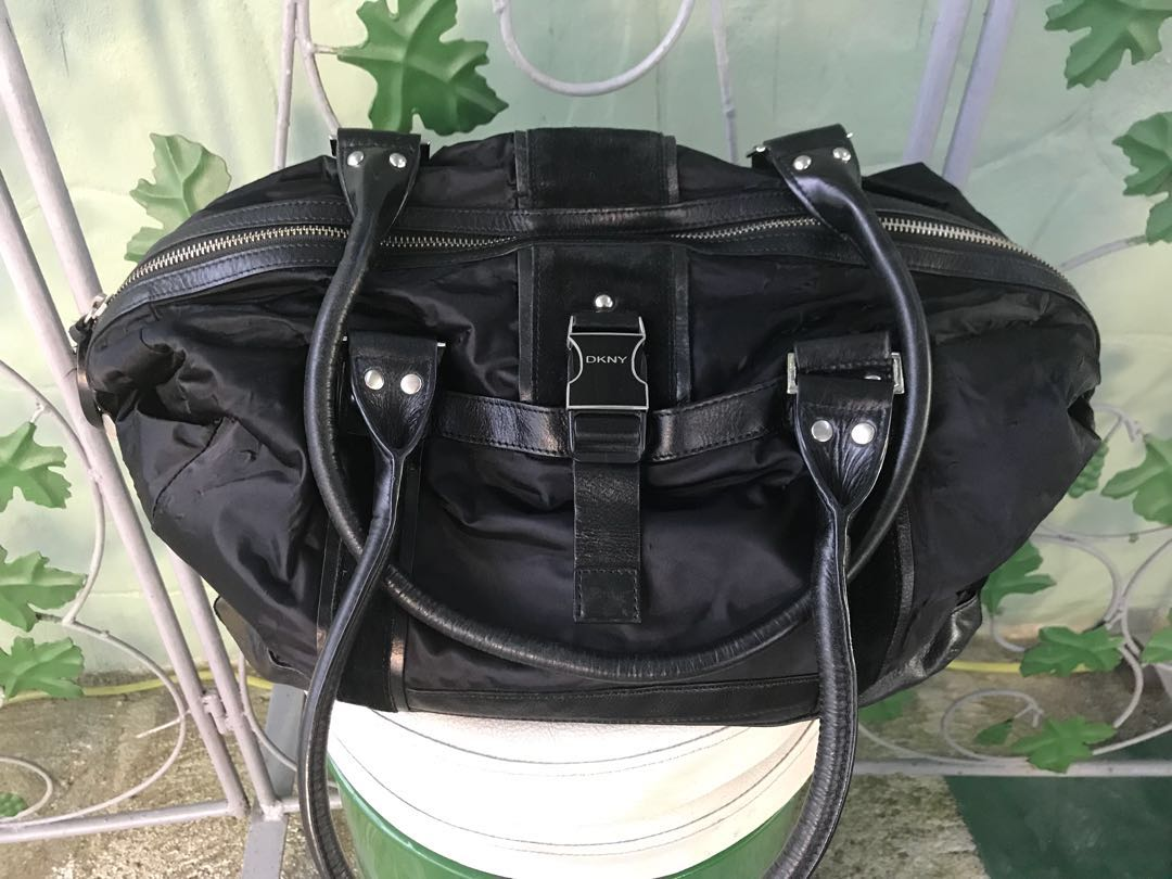 DKNY Gym/Overnight Bag