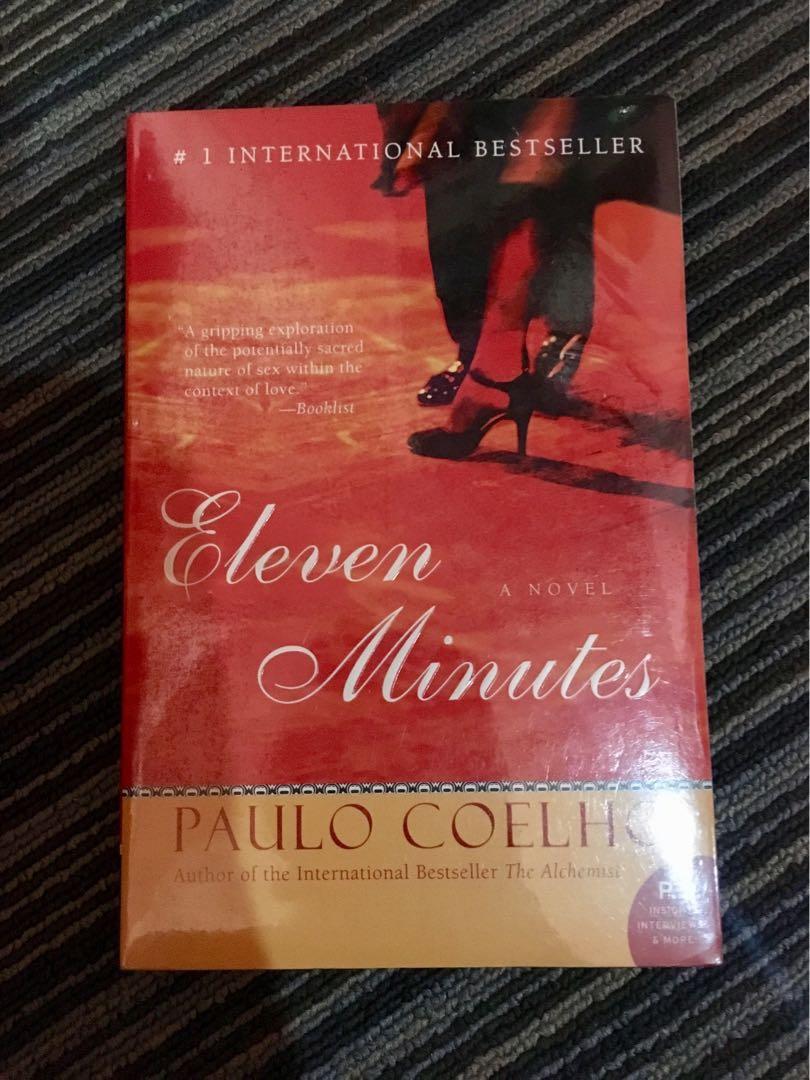 Eleven Minutes by Paulo Coehlo