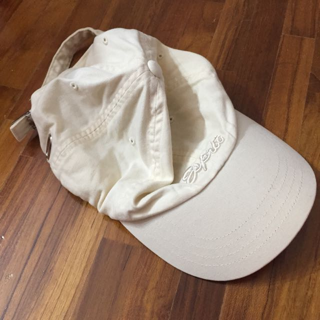 Espirit White Cap
