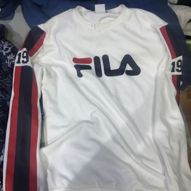 FILA Sweater / Longsleeves