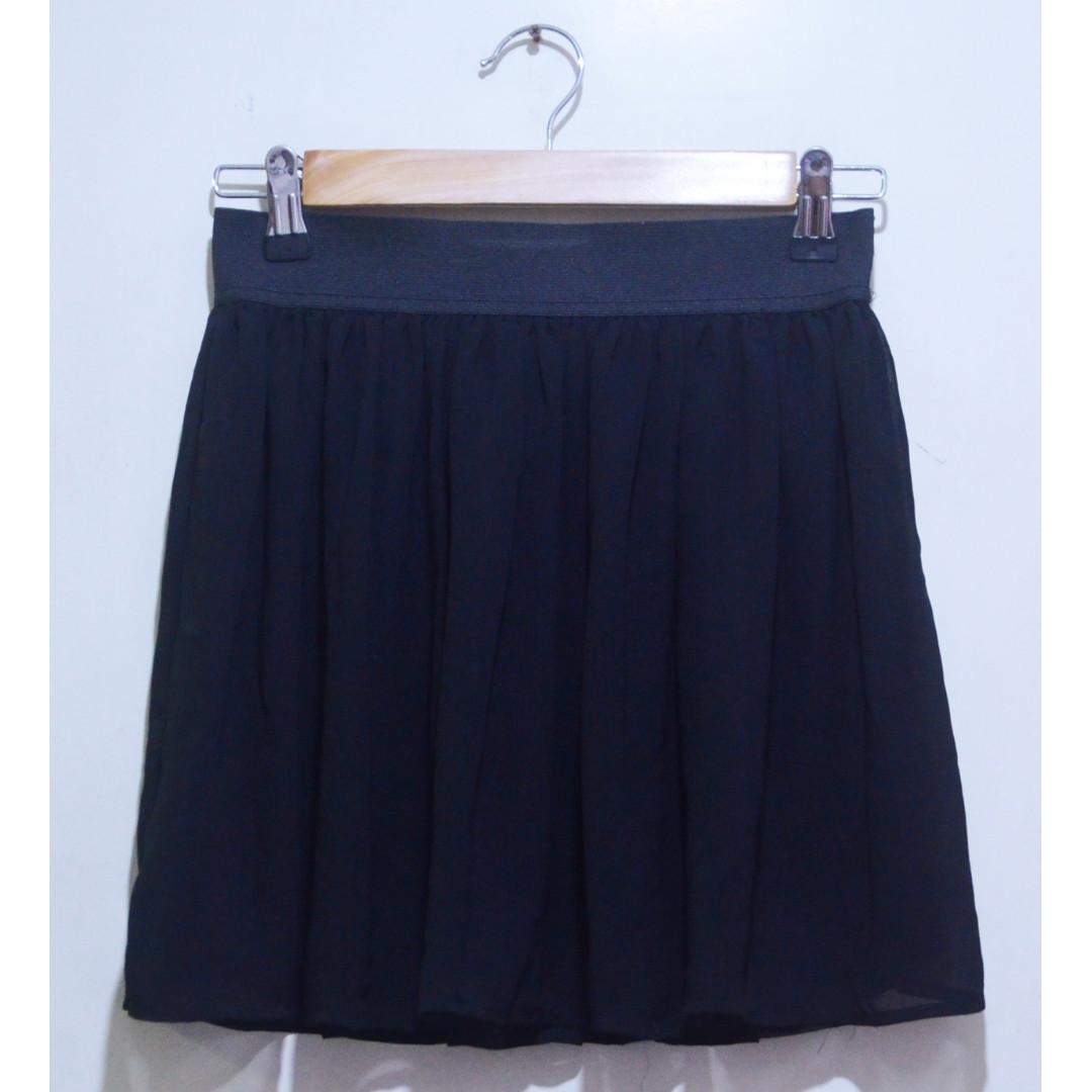 FOREVER21 Sheer Skirt