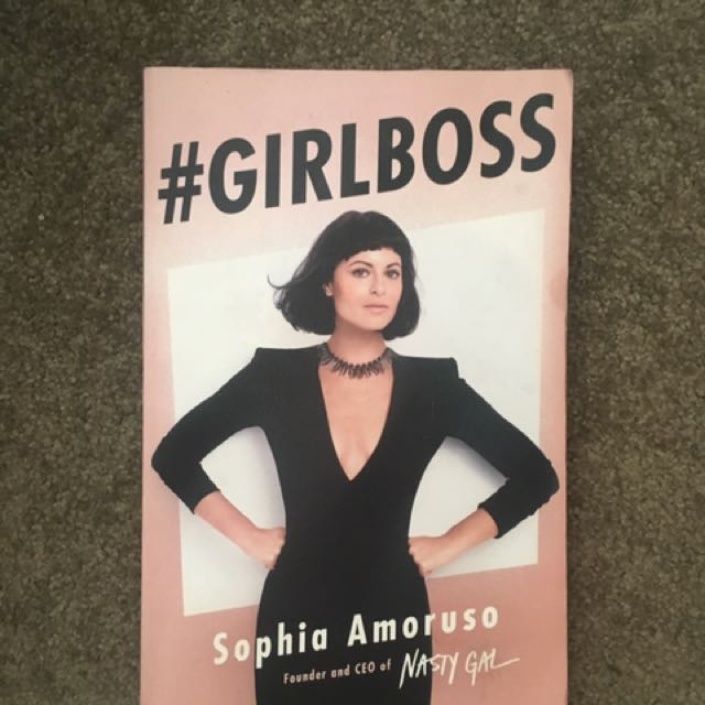 Girlboss by nasty gal boss