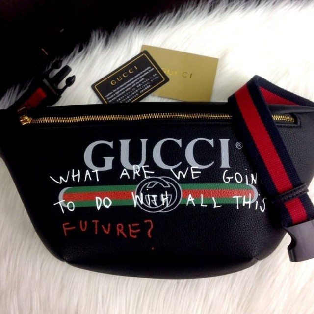 Gucci Capitan belt bag