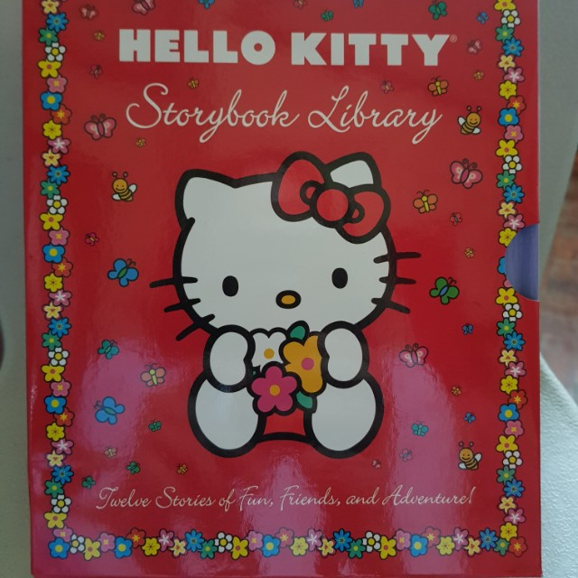 Hello Kitty Storybook Library