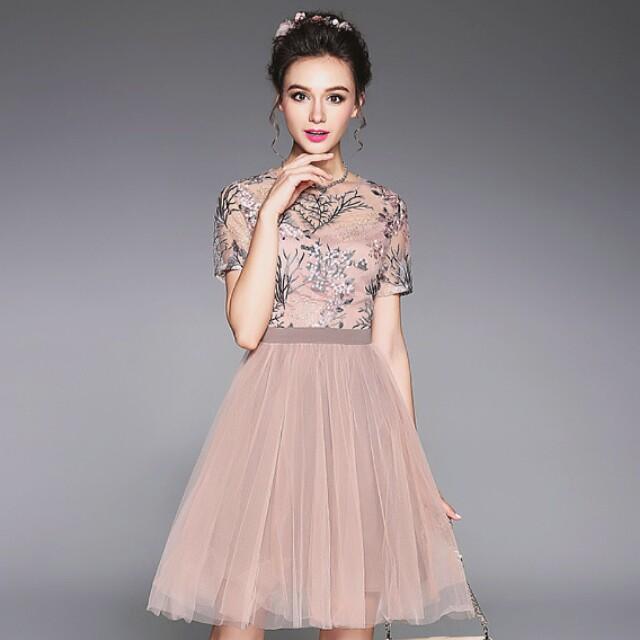 High-quality formal dress