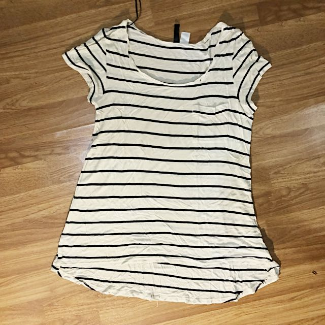 H&M Stripe Shirt