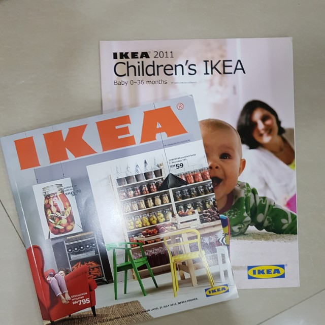 Free IKEA past issues