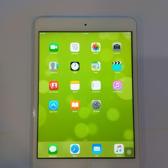 Ipad Mini 64 GB WiFi - Cellular