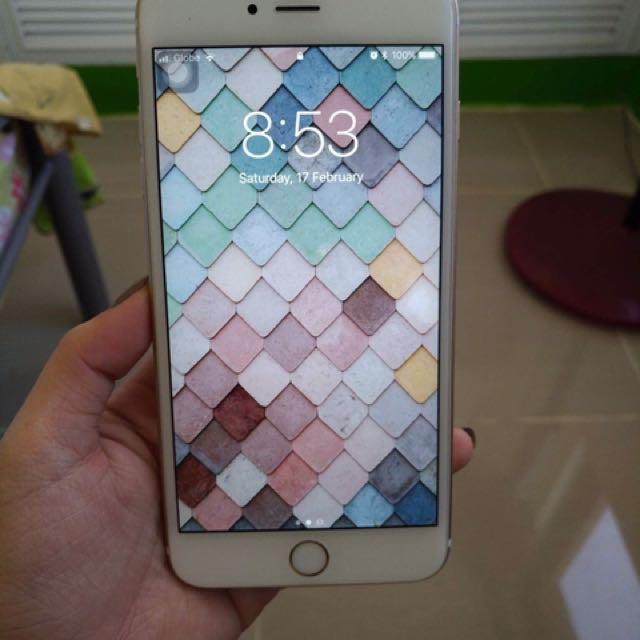 iPhone 6 Plus Gold 64gb (FU)