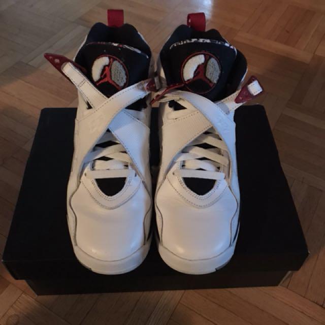 Jordan 8s