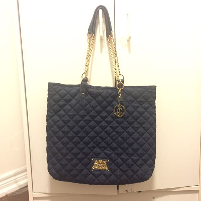 Juicy couture 👛 tote bag. 👜Navy