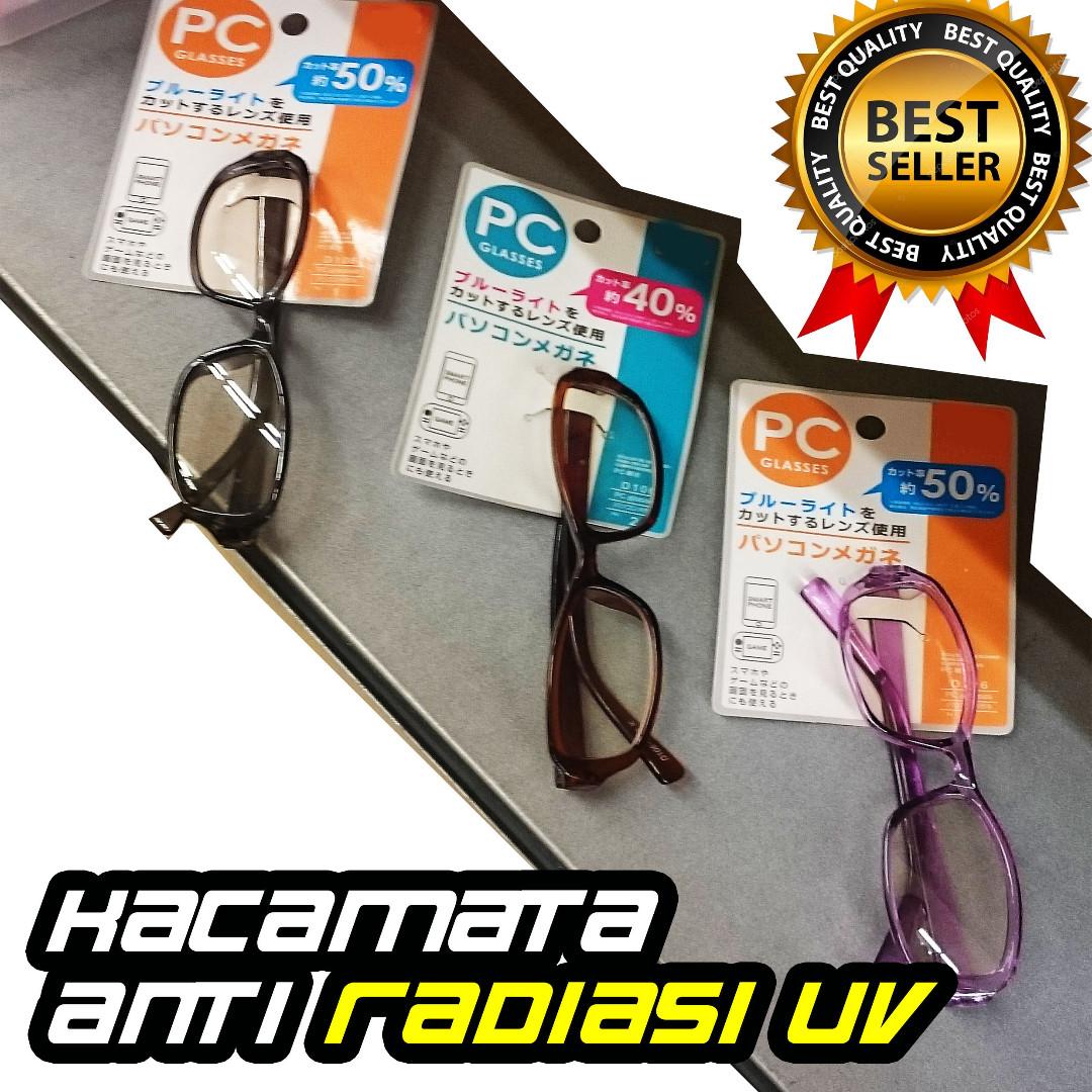 kacamata anti radiasi uv murah terlaris best seller dari jepang import
