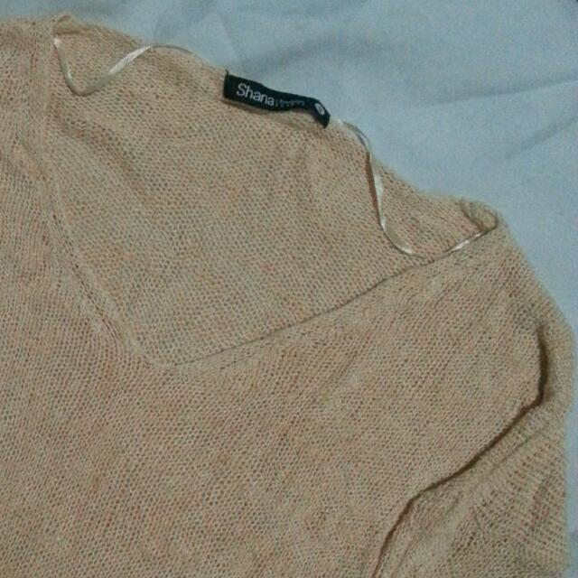 knit long sleeves/sweater