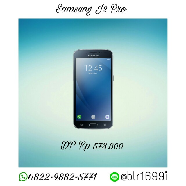 Kredit Samsung J2 Pro Tanpa Kartu Telepon Seluler Tablet Ponsel Android Di Carousell