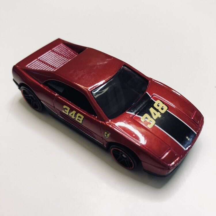 Last one rare hot wheels ferrari 348 red sports car toys games photo photo photo altavistaventures Choice Image
