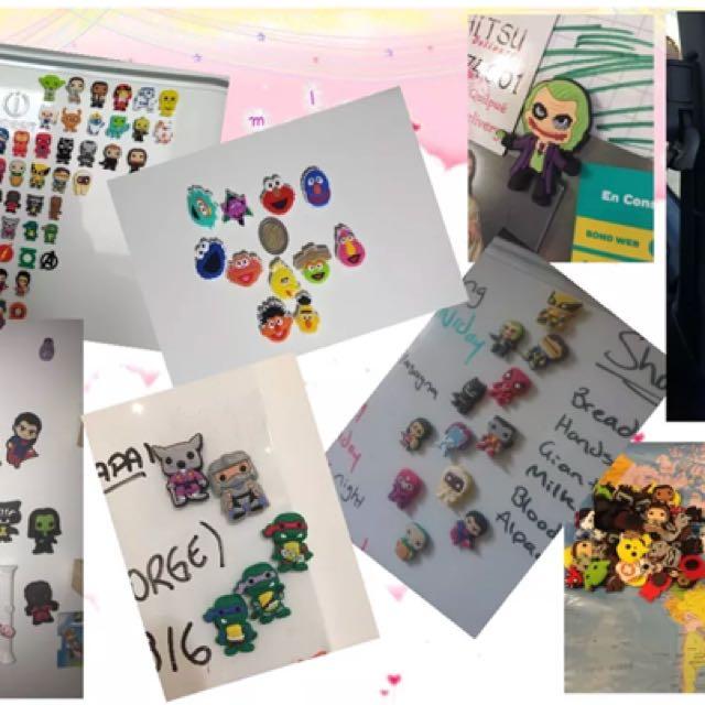 Lego Ninjago Fridge Magnets, Toys & Games, Bricks & Figurines on ...