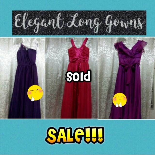 Long Dresses/Formal Dresses