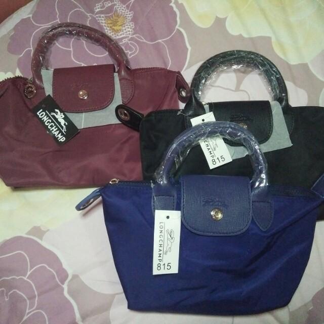 Longchamp mini sling bag