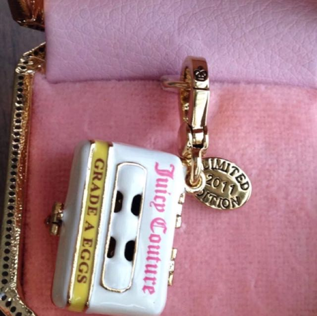 LOOKING FOR 2011 JUICY COUTURE CHARM